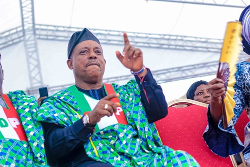 The Broom Has Scattered – PDP Chair, Uche Secondus Taunts APC