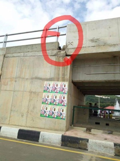 Fayose's N6.4b Bridge Commissioned By GEJ Breaks