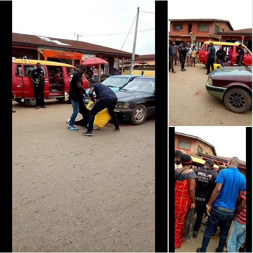 man-refuses-to-be-arrested-by-sars-in-benin