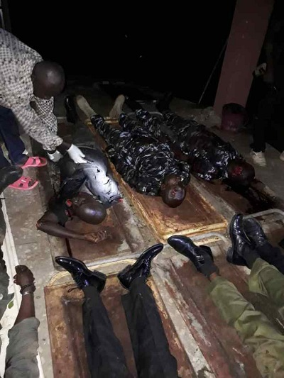 policemen killed at galadimawa
