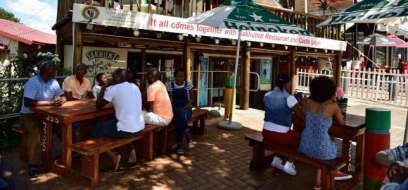 Drunk Nigerian Killed For Harassing A Female Bar Attendant In South Africa
