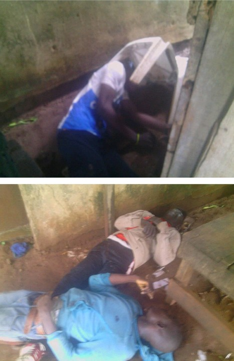 Thunder Kills 3 People In Ogun State (Photos)