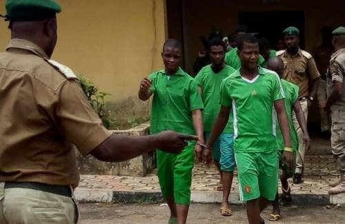 7-armed-robbers-in-ondo-sentenced-to-death-by-hanging-for-murder