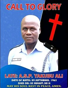 Police Officer Dies In Accident While Going To His New Post After Promotion (Photo)