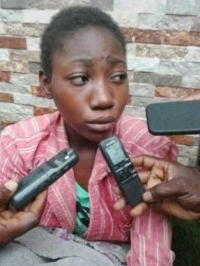 14-Year-Old Housemaid Narrates How She Murdered Her Madam (Photo)