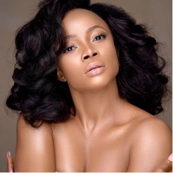 Popular OAP, Toke Makinwa NUDE Photo Sex