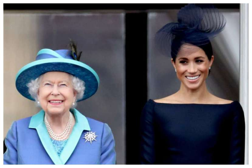 Queen Elizabeth Reacts To Meghan Markle's Family Drama