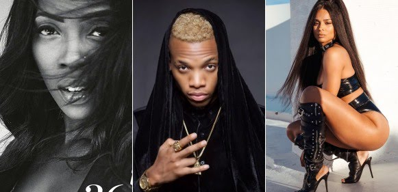 Tiwa Savage Angry With Tekno And Ciara's Rip Off Of Her Song 'Before Nko'