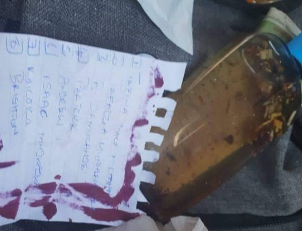 Zimbabwean Man Discovers Love Potion With List Of Lovers In Girlfriend's Bag