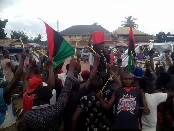 14th-september-sit-at-home-ipob-storms-streets-of-ebonyi-with-flags