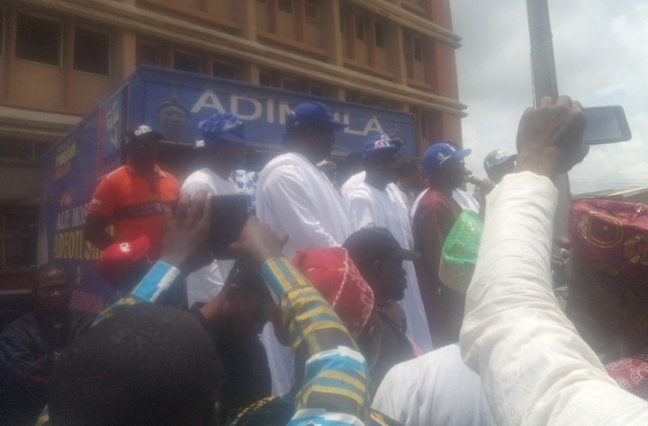 3 Members Of Osun Assembly Dump APC For ADP