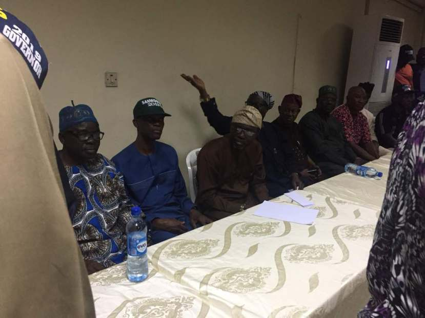 377 Wards' Chairmen Endorse Sanwo-olu, Ambode, Others To Face Direct Primary