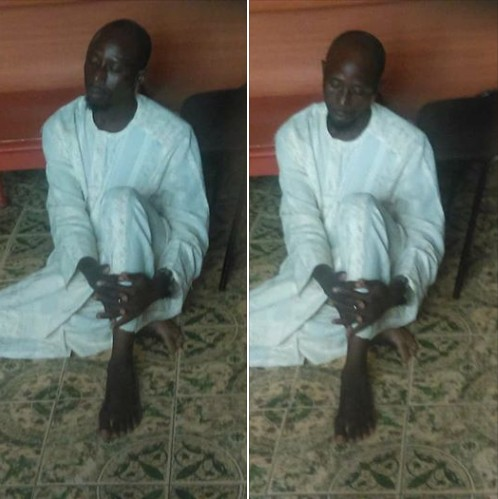 40-Year-Old Married Man Arrested By Police For Defiling Underage Girls (Photos)