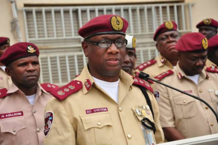Recruitment: FRSC Disowns Fake Appointment Letters In Circulation