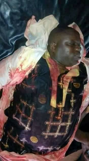 Men Who Allegedly Killed Catholic Priest In Imo, Arrested. Photos
