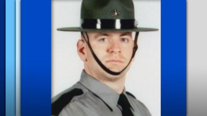 Man who shot trooper in roadside battle gets up to 110 years