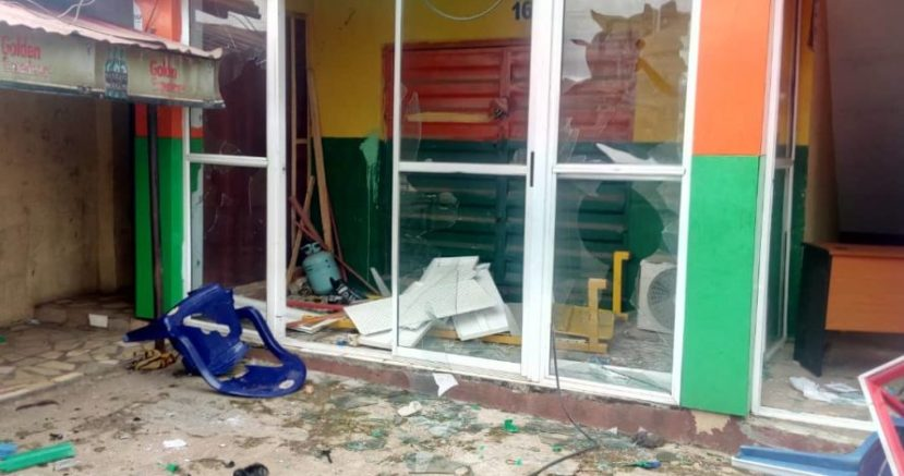 Eleven Wounded, Shops Vandalized As Rival Transport Workers Clash In Ekiti