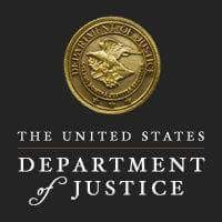 USA Department Of Justice email scam