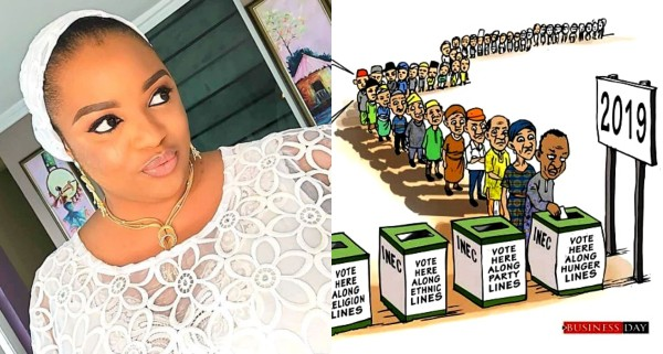 Funke Adesiyan Contestong For Oyo House Of Assembly. Picks APC Nomination Form
