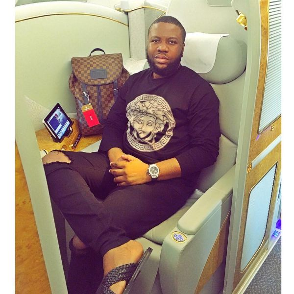 Ray Hushpuppi is a mystery when it comes to the Nigerian celebrity world – no one really knows how he makes his money, but it seems he has finally let it slip.