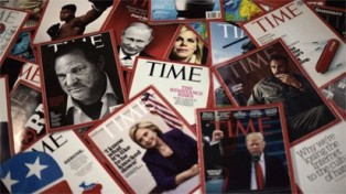 Time Magazine sold time sold