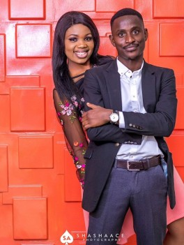 man-weds-tall-lady-that-turned-him-down-7yrs-ago-because-of-his-height-2