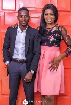 man-weds-tall-lady-that-turned-him-down-7yrs-ago-because-of-his-height-4