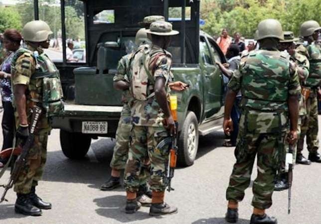 Nigerian Army Best Soldier Best Army Action Army Arrest Army Tank