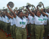 nysc batch b swearing in