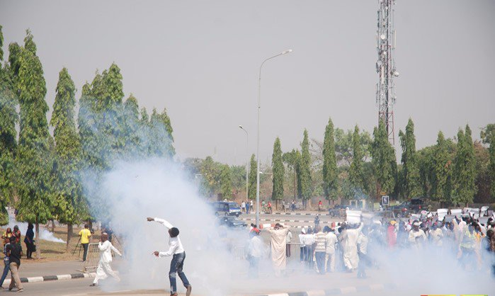 Shiite Members Arrested For Attacking Police In Kaduna