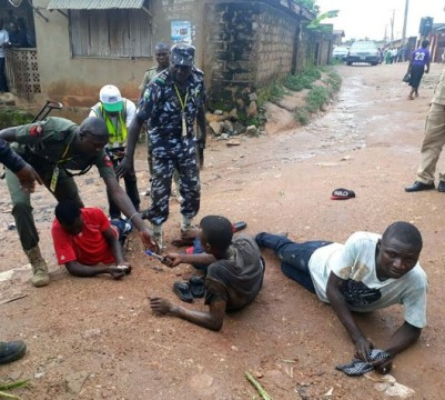 three-men-arrested-for-carrying-charms-to-polling-unit-in-osun