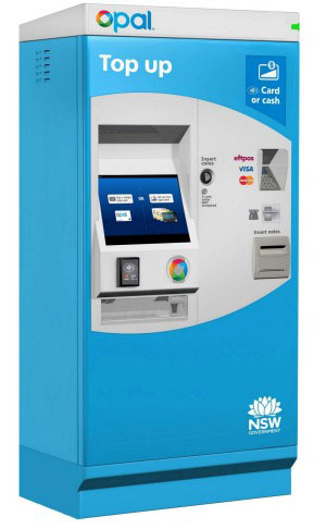 Top Up Recharge card top-up machine
