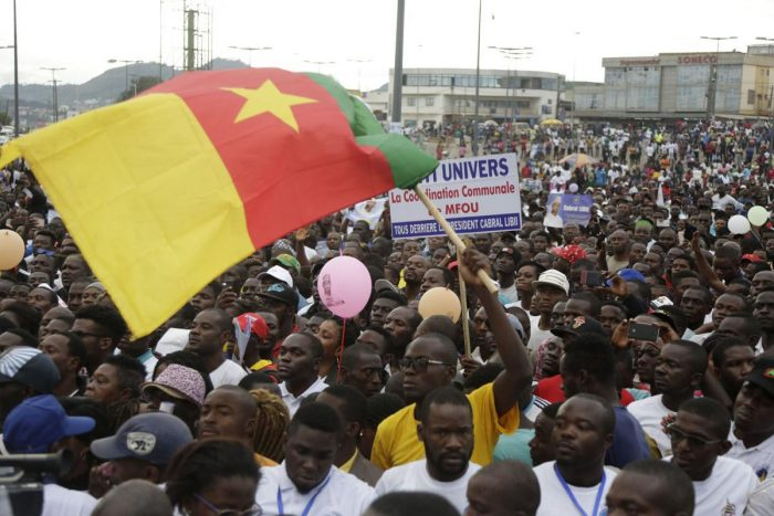 Cameroon Opposition Candidate Declares Self President-elect