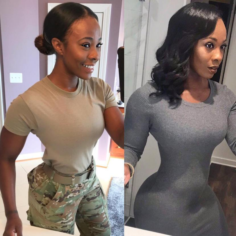 Meet The Fitness Trainer Who Is Also An Airforce Officer (Photos)