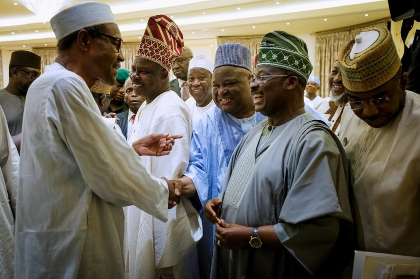 More APC governors storm Aso Rock over controversial primaries