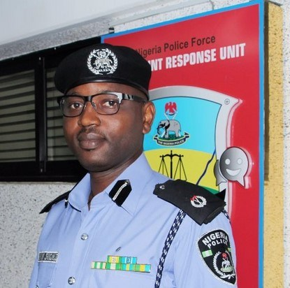 Aboyomi Shogunle is the Assistant Commissioner of Police ACP of police ACP
