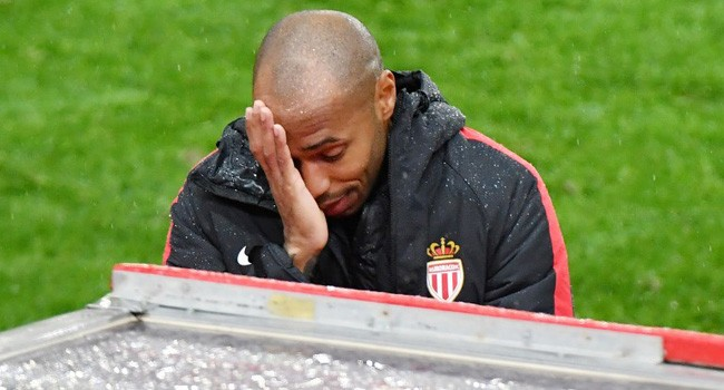 Henry's Search For Victory Continues As Dijon Deny Monaco