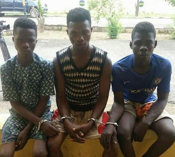 OMG: Two Brothers Hack Man To Death Just To Steal His Motorcycle In Ogun