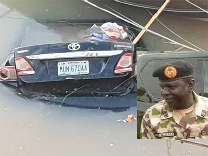 Missing General Alkali : District Head hands self over to Police