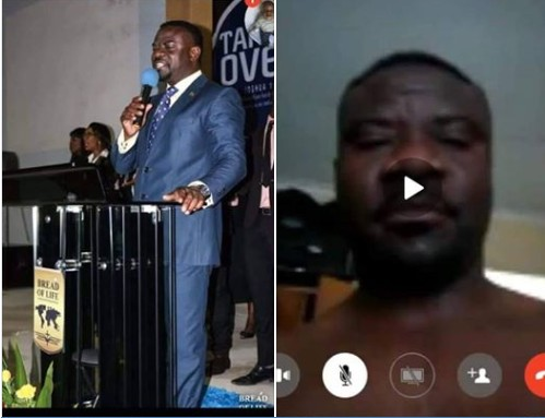 Pastor Who Sent Nude Video To Married Woman Apologises, Reveals What Happened
