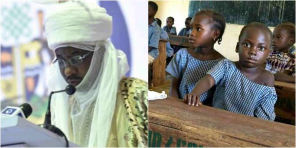 sanusi Fund Education With Trillions You Spend On Petroleum Subsidy – Sanusi To FG