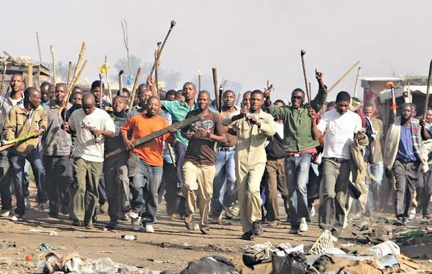Protest Bad Protest South Africa