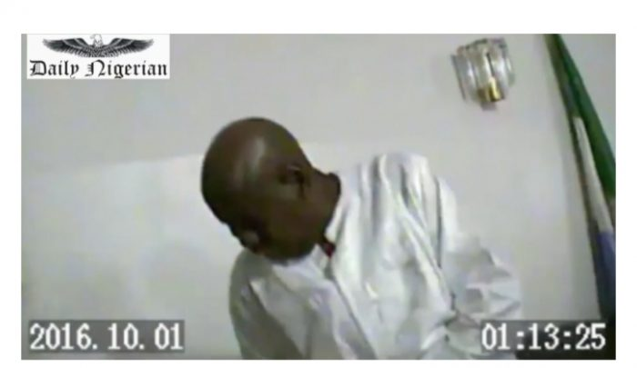 Video Kano State Commissioner Admits That The Kano State Governor Received Bribe