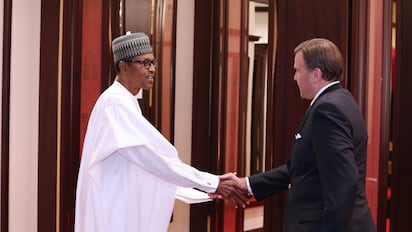 US recognises Nigeria as 7th largest integrated market in the world