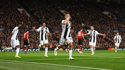 Dybala's lone goal helped Juventus beat Man United at Old Trafford