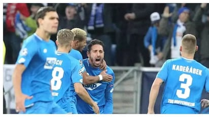 Lyon, Hoffenheim share spoils in a Champions League cracker