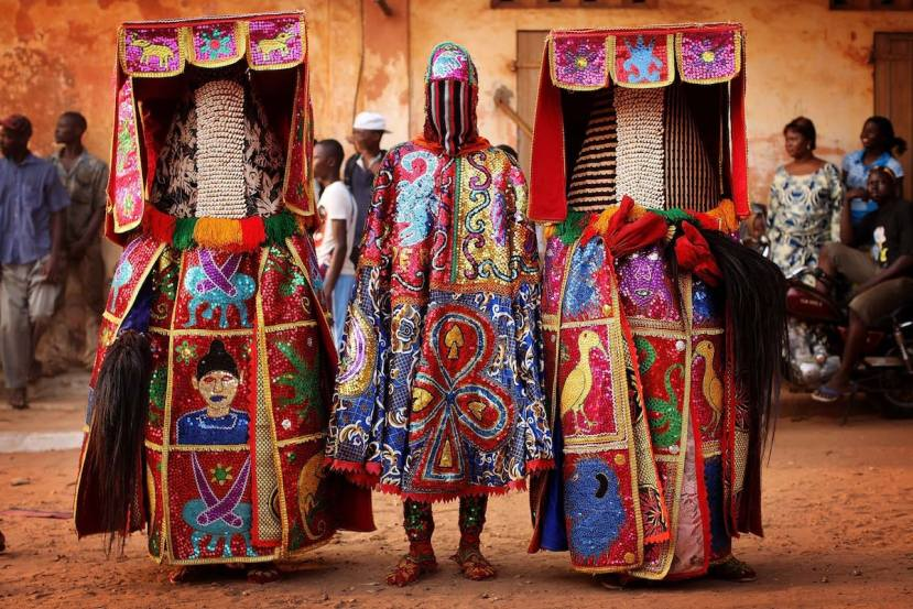 5 facts about the origin and structure of the Yoruba Alarinjo Theatre