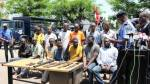 Robbers Offa Robbers Trouble for Offa robbery suspects as lawyer withdraws from case, gives reason