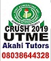 CRUSH BLAST UTME Pass At Once JAMB UTME 2019