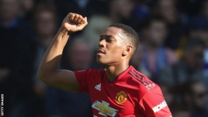martial LUCKY BOY!! Manchester United Forward Anthony Martial Recalled By France National Team